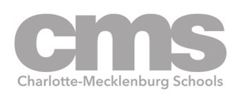 CMS (Charlotte-Mecklenburg Schools) Logo